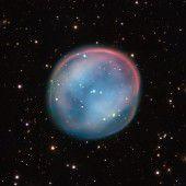 Kosmische Seifenblase