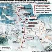 Naturschutzbescheid für Skischaukel rechtskräftig