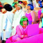 Humorvoller Opernstoff