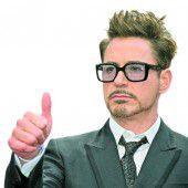 Robert Downey Jr. bleibt Topverdiener