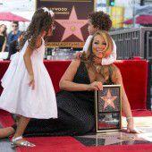 Stern für Mariah Carey