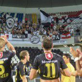 Altach im EL-Play-off in Lissabon
