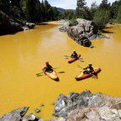 Chemie-Unfall ausgerechnet von Umweltschutzbehörde ausgelöst