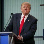 Trump kann sich auch Alleingang vorstellen