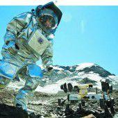 Tests für Mars-Expedition: Im Raumanzug auf Tiroler Gletscher