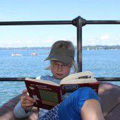 Bücherfreuden am See