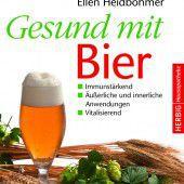 Bier kann auch dienlich sein bei der Gesundheit