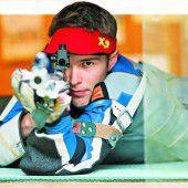 Schütze Mathis ohne Probleme im Finale bei Weltcup in Aserbaidschan