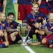 Der FC Barcelona bleibt das Maß aller Fußball-Dinge