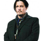 Johnny Depps Band tritt in Kalifornien auf