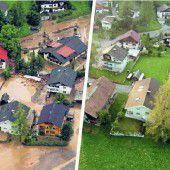 Zehn Jahre nach Hochwasser: Katastrophe hat Land geprägt