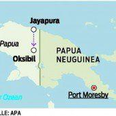 Flugzeug über Papua offenbar verunglückt