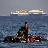 Flüchtlingsdrama vor ägäischen Ferieninseln geht weiter