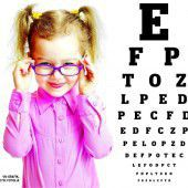 Scharfes Sehen erleichtert Kindern auch den Schulalltag