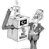 Bis es Erdogan gefällt!