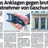 Mehr als 16 Jahre Haft für drei deutsche Kidnapper