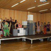 Sommer-Kinder-Theaterwerkstatt in Ludesch
