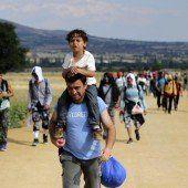 Die unendliche Geschichte: Flüchtlinge