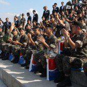 Südkorea und USA üben gemeinsam Krieg