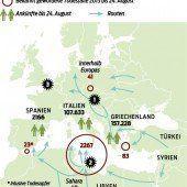 Tödliche Falle Mittelmeer: Bis zu 200 Menschen vor Libyen ertrunken