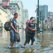 Zehn Jahre nach Hurrikan Katrina
