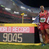 Eaton mit Weltrekord