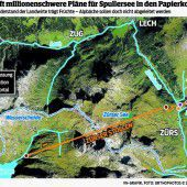Bahn verwarf Pläne für Spullersee-Kraftwerk