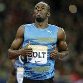 Doping nervt Sprintstar Bolt