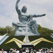 Auch Nagasaki gedachte der A-Bombenopfer