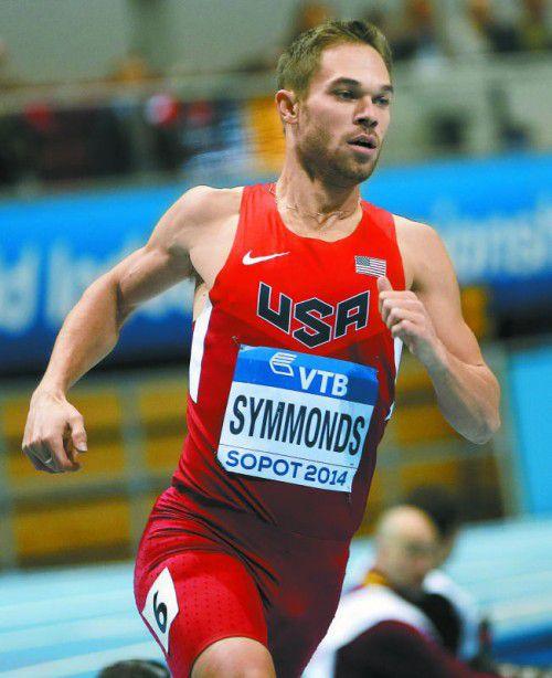 In Ungnade gefallen: 800-m-Star Nick Symmonds.