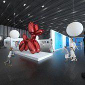 Vorarlberger  Firmen bauen neue Messehalle