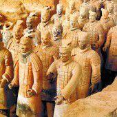 Zeitreise zur Armee des ersten Kaisers Chinas