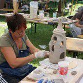 Internationale Keramikkunst in Rankweil