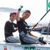 Vadlau/Ogar bleiben in Rio auf Kurs
