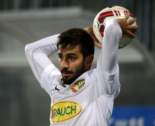 Lucas Galvão da Costa Souza spielt nun für Altach.