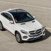 ML-Nachfolger nun als Limousine und Coupé