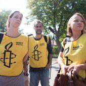 Amnesty prüft Lager Traiskirchen