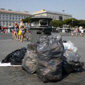 Bürgermeister von Rom will Stadt aufpolieren