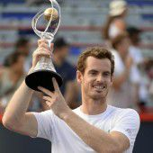Murray rang Djokovic nieder