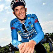 Mühlberger führt bei Tour de lAvenir