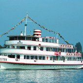 Schiff ahoi für die VN-Frühstücksfahrten