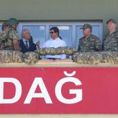 Ankara droht Terrormiliz nun mit Bodentruppen