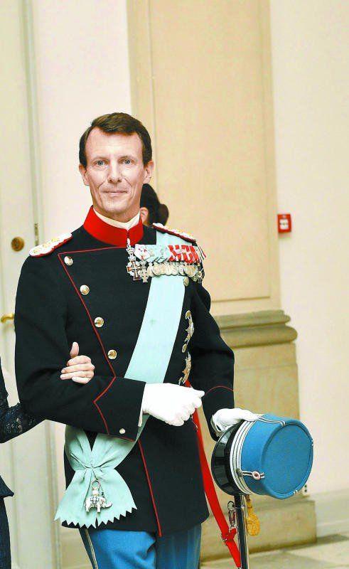 Prinz Joachim hat 450.000 Euro Jahresapanage.
