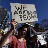 Australien hat sich gegen Flüchtlinge abgeschottet