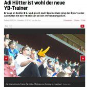 Hütter Kandidat bei YB Bern