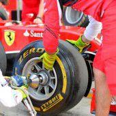 Vettel zettelt hitzige Reifendebatte an