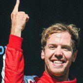 Vettel peilt 2016 den nächsten WM-Titel an