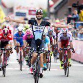 Boonen mit dem ersten Sieg seit dem Jahr 2012