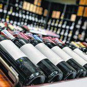 Südtiroler Wein verköstigen