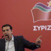 Alexis Tsipras will an die Macht zurück